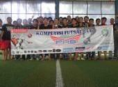 Kompetisi Futsal PHB Cup 2014