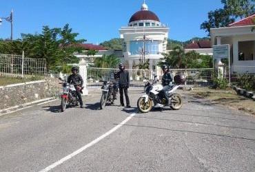 TOURING KE KOTA GORONTALO