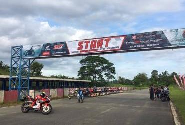 Track Day Honda CBR Community di Samarinda