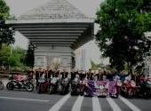 Ngabuburit On The Street Sekaligus Bagi Takjil Bersama 30 Member HCOI Kediri