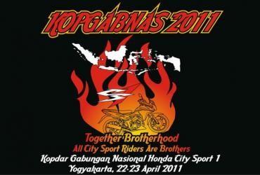 KOPGABNAS HONDA CS1, 22-23 APRIL 2011