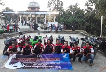 Gathering Ramadhan CBR250RR ( Berbagi Kebahagian Bersama Anak yatim ) Bersama 50 Member Gresik CBR25