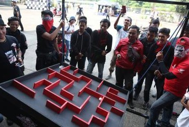 Indonesia CBR Race Day 2019 Seri 1 - Games