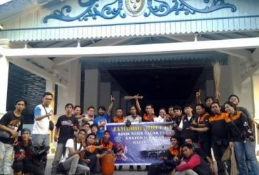 Jambore Nasional Honda Revo Indonesia