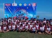 Wisata Bahari Pantai Santolo Garut 2017