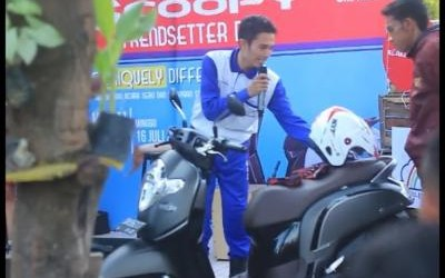 All New Scoopy Trendsetter Day Lombok