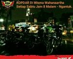 HRC Jakarta Ramu Suasana Kopdar.