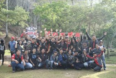 Honda Bikers Day (HBD) 2017 region Sumatera (Bag-1)