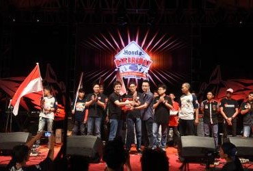 Honda Bikers Day (HBD) 2017 region Sulawesi (Bag-4)