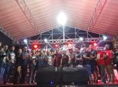 the 6th Anniversary Honda PCX Club Indonesia (HPCI)