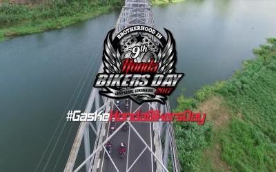 Teaser Honda Bikers Day (HBD) 2017