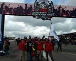 Keseruan Honda Bikers Day Gunung Kidul Yogyakarta 2017
