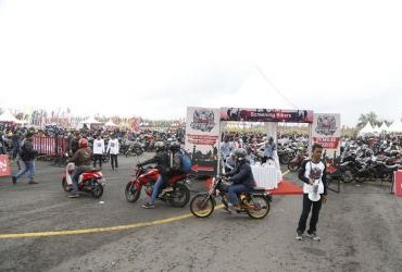 Registrasi Honda Bikers Day (HBD) 2017