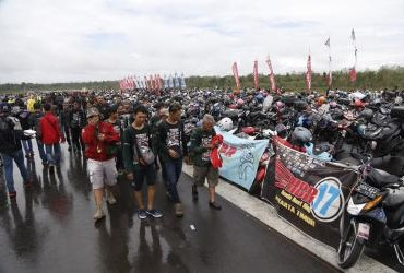 Brotherhood Honda Bikers Day (HBD) 2017