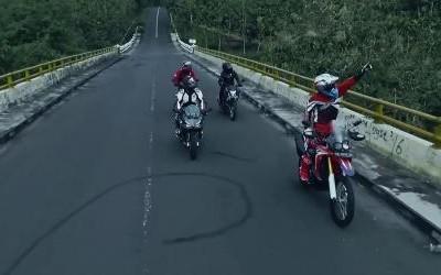 Honda Ride Together Vol. 3