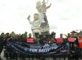 Honda PCX Fun Rally - Bali