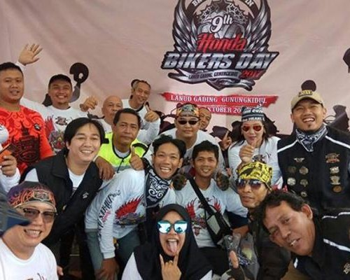 Profil Honda PCX Club Indonesia, Tujuh Tahun Berdiri Menjadi Semakin Kokoh