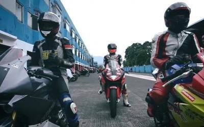 Indonesia CBR Race Day 2017