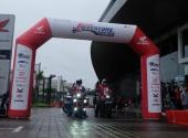 Pembukaan Honda Adventure Day