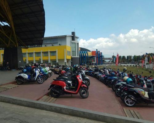 Ini 18 Saksi Komunitas Atas Berdirinya Asosiasi Scoopy Indonesia
