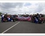 DISHUB Kota Surabaya #CaRi_aMaN Bareng Warga dan Komunitas Bikers