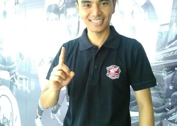 Mengenal Rudy Ernandas, PIC Community Main Dealer Honda Hayati