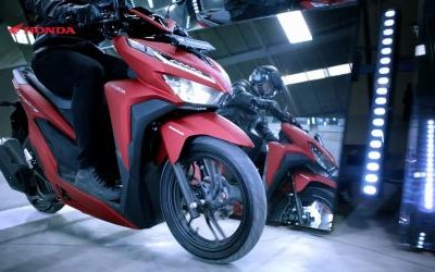 New Honda Vario, Make It Perfect !