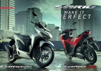 Video Product New Honda Vario 2018