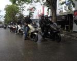 PCX Scooter Ride Perkuat Persaudaraan Pecintanya