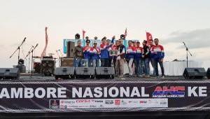 Asosiasi Honda CBR Sukses Menggelar Jambore Nasional ke-7 di Bali.
