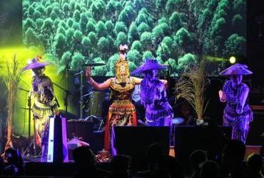 HBD 2018 Regional Kalimantan - Tari Panen Raya