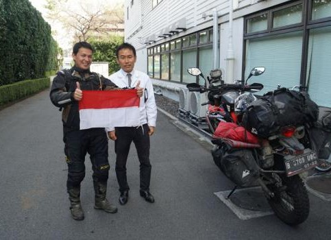 Wheel Story 5, Disambut Tim R&D Honda Jepang