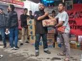PHB & HALO Bantu Salurkan untuk Korban Lombok
