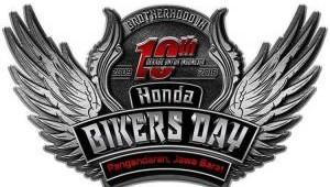 Ajang Kumpul dan Persaudaraan, Ini Perjalanan Satu Dekade Honda Bikers Day.