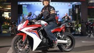Makna Hari Pahlawan Menurut Ketua Presidium Asosiasi Honda Jakarta.