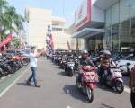 Rayakan Hari Pahlawan, Jambore Bikers Honda Vario Bawa Misi Heroik