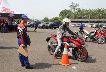 Indonesia CBR Race Day 2018 Seri 2 - Safety Riding Challenge