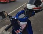 Peduli Lingkungan, AHJ Bekali Tas Sampah Gas Ke Honda Bikers Day 2018.