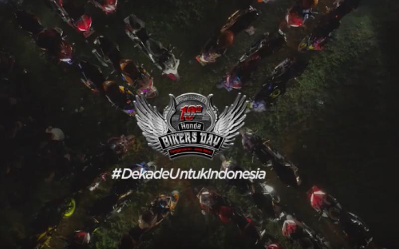 Highlight Honda Bikers Day (HBD) 2018 Pangandaran