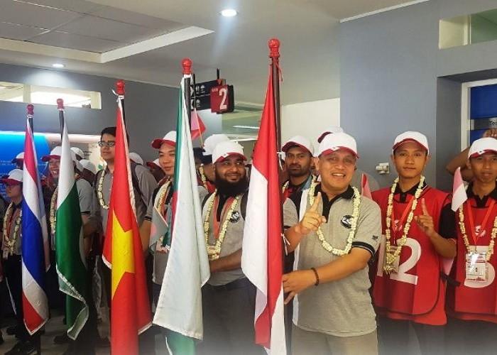 Membidik Gelar Teknisi Honda Terbaik Se-Asia Oceania
