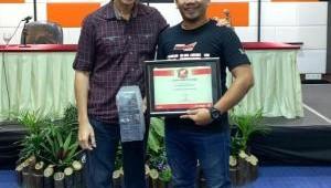 Rasa Senang & Syukur Bro Sigit Atas Penghargaan
