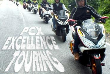 PCX Excellence Touring