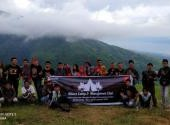 Bikers CRF150L Sulteng Ikuti Bikers Camp and Management Club