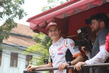 Marc Marquez Ke Bandung Part 2