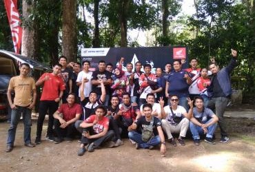 Bikers Camp Honda Community NTB