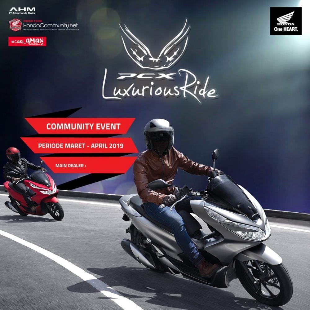 Luxurius Ride 2019