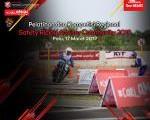 Perebutan Piala Komeptisi Safety Riding Advisor Honda Community 2019