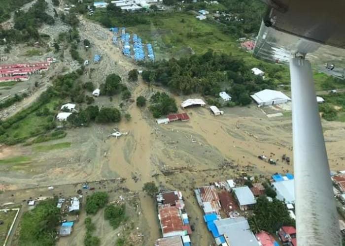 Sentani Berduka, Paguyuban Honda Bikers Papua Kirim Doa