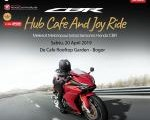 Yuk Ramaikan CBR Hub Cafe & Joy Ride Akhir Pekan Ini di Bogor