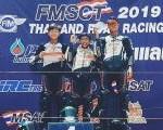 Merah Putih Berkibar Di Seri Perdana Thailand Talent Cup 2019